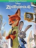 Zootropolis (Plus Bonus Content)