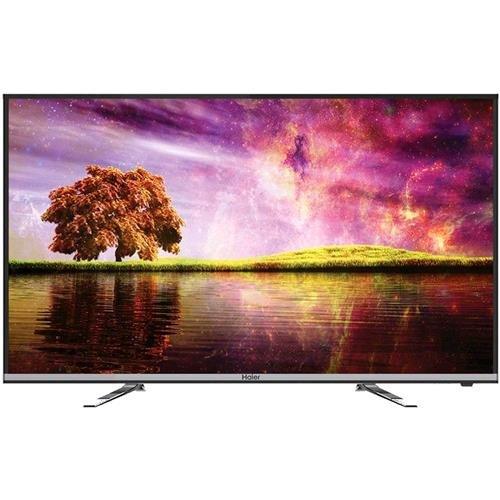 "Haier LE32K5500T 32"" HD Smart TV Wi-Fi Metallico"