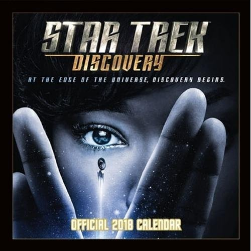 Star Trek Discovery Official 2018 Calendar - Square Wall format par Star Trek