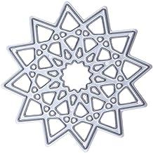 mikolot troqueles de corte de 1,5mm de grosor para bordado de metal de Recortes Craft–profundizar
