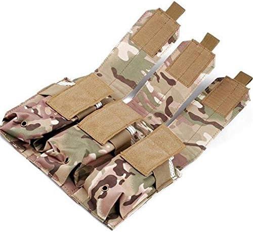 INFIKNIGHT INFIKNIGHT INFIKNIGHT Inf Faith PRO Outdoor Camouflage Bag Molle Triple Magazine Pouch Mag Holder Accessory Bag - CP Camo B07NL4JXJK Parent | Trasporto Veloce  | Lavorazione perfetta  | Garanzia autentica  da733c