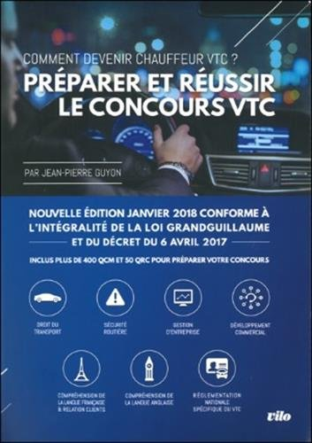 Concours Vtc dition 2018