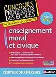 Enseignement moral et civique : Préparation à l'épreuve