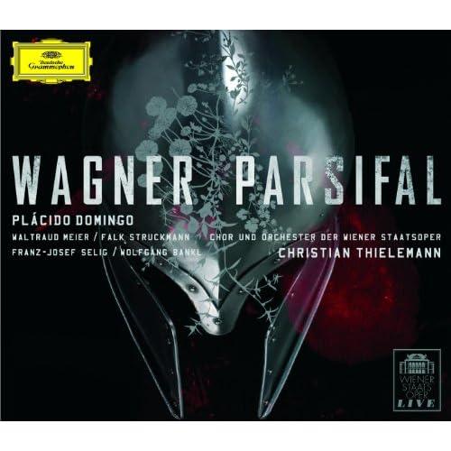 Wagner: Parsifal / Act 3 - Wer nahet dort dem heil'gen Quell (Gurnemanz)