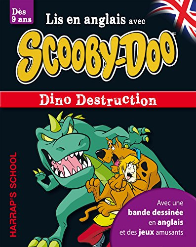 A story and games with Scooby-Doo - Dino Destruction par Collectif