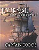 Captain Cook's  Journal From England To Rio Janeiro