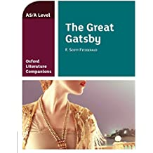 Oxford Literature Companions (AS/A Level): The Great Gatsby Kindle edition