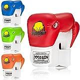 Kinder Boxhandschuhe, Pu Kinder Kinder Cartoon Sparring Boxhandschuhe Training Alter 5-12 Jahre