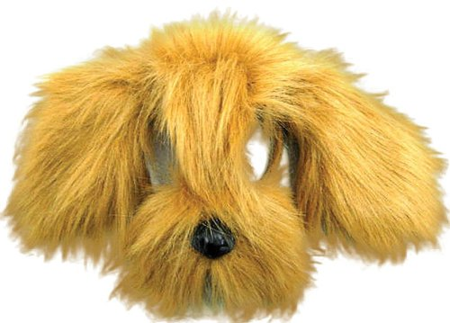 Shaggy Dog Brown and Sound H and B costume Fancy Dress