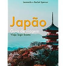 Japão - Guia de Viagem do Viajo logo Existo (Portuguese Edition)