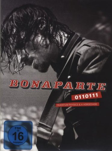 : BONAPARTE - 0110111 - Quantum Physics & A Horseshoe (inkl. MP3-Download Voucher Code) (DVD)