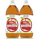 Sinew Nutrition Apple Cider Vinegar With Strands Of Mother, 350 Ml (Pack Of 2)