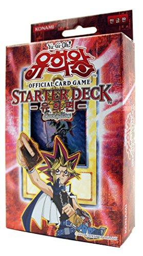 Yu-Gi-Oh! Konami Yugioh Karten TCG OCG 50 Karten Starter Deck: Yugi Evolution Koreanisch Ver - Yu-gi-oh-karte Dark Magician