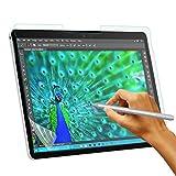 TiMOVO Matte Bildschirmschutzfolie Ersatz für Surface Pro 6/5/4/LTE, Anti Reflex Schutzfolie Bildschirmschutz wie Papier Kompatibel für Microsoft Surface Pro 6/5/4/LTE - Bereift