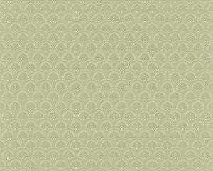 A.S. Création Papier peint Hermitage vert métallisé 10,05 m x 0,53 m 892621