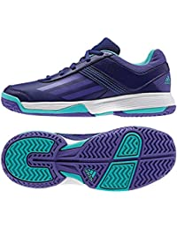 the latest 3e282 82de6 Adidas 3 K Indoor Counterblast - Deportivas, color morado y azul