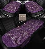 Coussin de siège de voiture, Doux Confortable Coussin de siège devoiture PourLa famille Bureau Voyage But général Coussin de siège de voiture (A)
