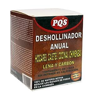 PQS – Deshollinador Anual Madera/Car Pqs 3X250 G