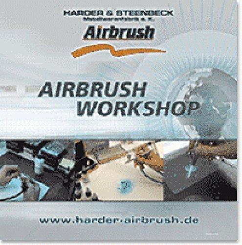 Harder & Steenbeck DVD Airbrush Workshop