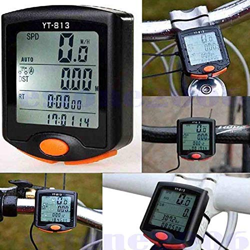 Zoom IMG-2 proglam contachilometri da bicicletta con