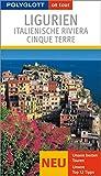 Polyglott on tour. Ligurien, Italienische Riviera, Cinque Terre - Wolftraud DeConcini, Wolftraud de Concini