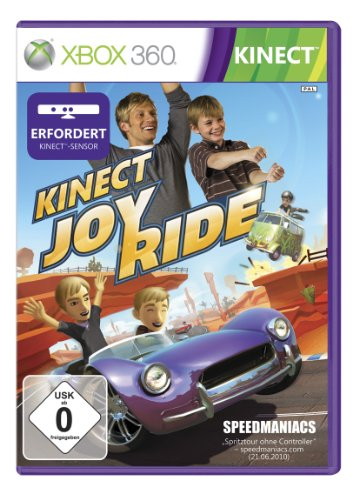 Kinect Joy Ride (Kinect erforderlich) - [Xbox 360] (Video Spiele Kinect)