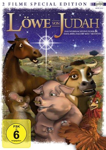 Löwe von Judah - Das Weihnachtswunder/Das Lamm, das die Welt rettete [Special Edition] [2 DVDs]