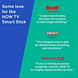 NOW TV Smart Stick with 1 month Entertainment, 1 month Sky Cinema + 1 day Sky Sports Passes