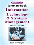Information Technology and Strategic Management For CA-IPCE (FIRST)