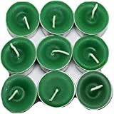 Vaishree Basil Aroma T-Light Candles, Pack Of 9 Candles