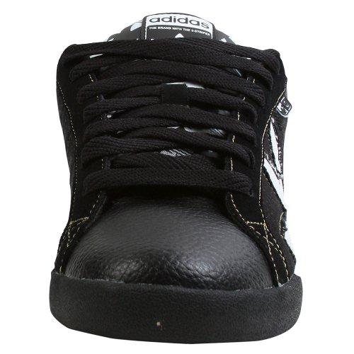 Adidas Adidas Bankment Evoluzione dei pattini casuali 8 (nero / bianco) Black