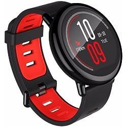 Smartwatch Amazfit Pace (Xiaomi-Huami) con pulsometro , gps, reproductor de musica, monitor de sueño y notificaciones. ANDROGEEK te ofrece garantia en España y envio desde España en 24 horas