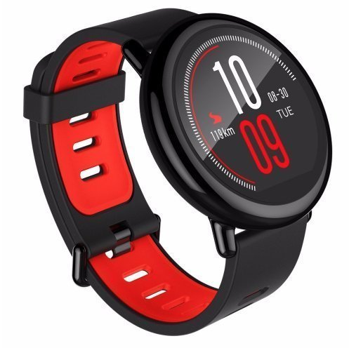Smartwatch Amazfit Peace (Xiaomi-Huami) with Heart Rate Monitor , gps, music player, sleep monitor and notifications. ANDROGEEK offers guarantee in Spain and sent from Spain in 24 hours