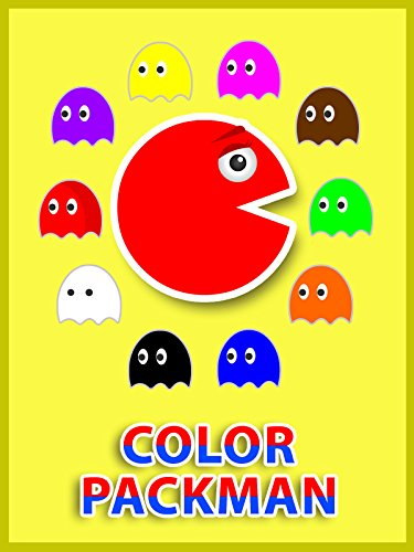 learn-colors-with-pacman