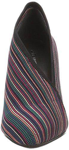 United NudeFold Lite Hi - Scarpe con Tacco Donna Multicolore (Mehrfarbig (Autumn Wave))