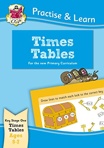 New Practise & Learn: Times Tables for Ages 5-7