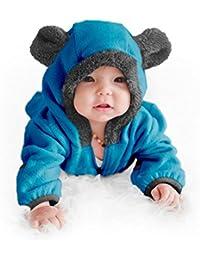 Funzies Forro Polar – Pijama De Invierno Entero, Disfraz Para Bebés