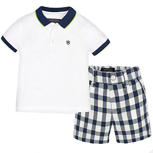 9d65f9a248bfa mayoral - Polo - Bébé (garçon) 0 à 24 Mois Multicolore Multicolore 12 Mois