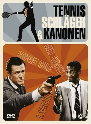 Tennis, Schläger & Kanonen - 1. Staffel [7 DVDs]