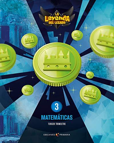 Matemáticas 3º  Trimestres  Generico