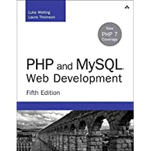 [(PHP and MySQL Web Development)] [By (author) Luke Welling ] published on (December, 2015)