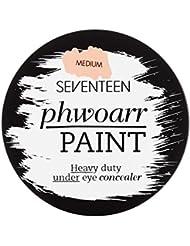 SEVENTEEN Phwoarr Paint -Heavy Duty Under Eye Concealer- Medium