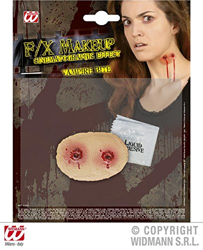 F/X MAKEUP - VAMPIRBISS - *** mit KLEBER ***