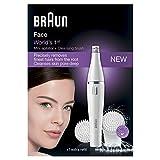 Braun Face Gesichtsepilierer und Gesichtsreinigungsbürste SE820 für Braun Face Gesichtsepilierer und Gesichtsreinigungsbürste SE820