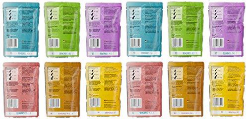 Dogz finefood Multipack Pouches 12 x 100 g, 1er Pack (1 x 1.2 kg) - 3