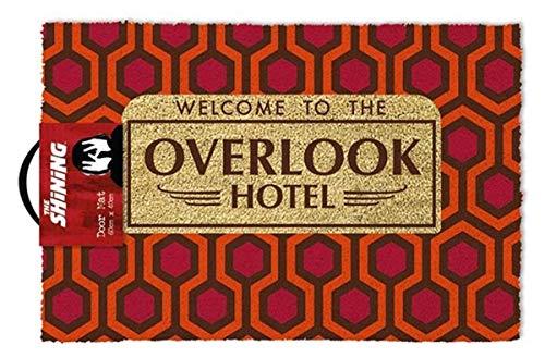 El Resplandor Pasar Alto Hotel Producto Oficial Felpudo