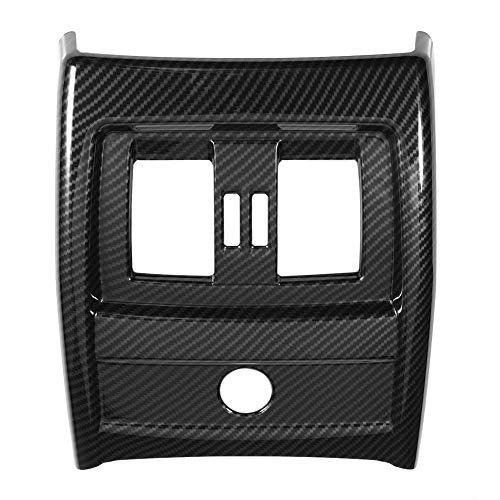 KIMISS Verkleidung für Klimasitze hinten für 3 4 Serie F30 F34 13-18