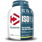 Dymatize ISO 100 HYDROLYZED Protéines whey Smooth Banane 2,2 kg