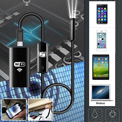 Hanbaili-Endoscopio-15m-8mm-Wireless-WIFI-Endoscopes-impermeable-LED-10MP-cmara-para-iOS-Android