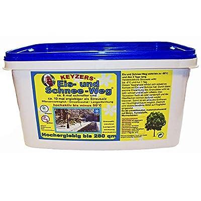 Keyzers Eis- und Schnee-Weg 5,8kg Eimer -ohne Salz-